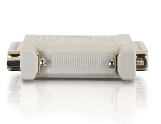 DB25 25-Pin (RS2-232) Male to Male Serial Null Modem Gender Changer