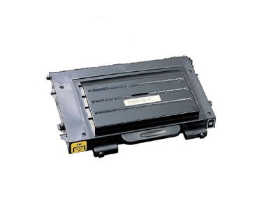 CLP-510D7K Toner Compatible 7000 Page Yield Black for Samsung CLP-510