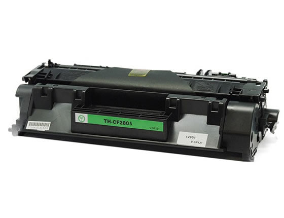CF280A (80A) MICR (Magnetic Ink Character Recognition) Compatible Toner for HP