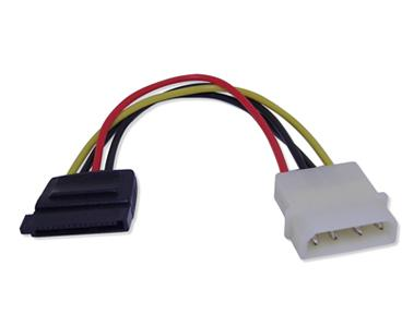 Link Depot POW-SATA 4-Pin PC Power to SATA Converter