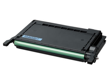 CLP-C600A Toner Compatible 4000 Page Yield Cyan for Samsung CLP-600/CLP-650N