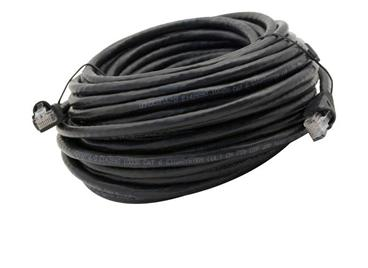 C5MB-50BLK 50Ft. Cat5E 350MHz RJ-45 Cable Black