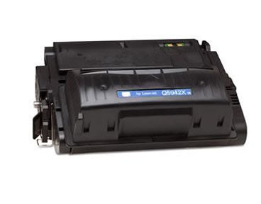 HP (42X) Q5942X MICR Compatible 20000 Page Yield Black Toner