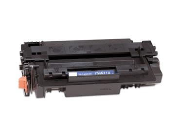 HP Q6511A (11A) MICR Compatible 6000 Page Yield Black Toner