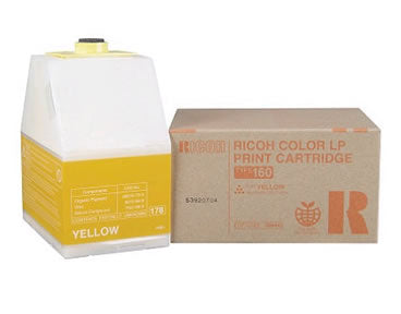 Ricoh 888443 Yellow Type 160 Print Cartridge CL7200 and CL7300