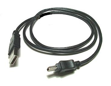 USB2-10MIN 10 Ft. USB 2.0 A Male to Mini B 5-Pin Male Cable