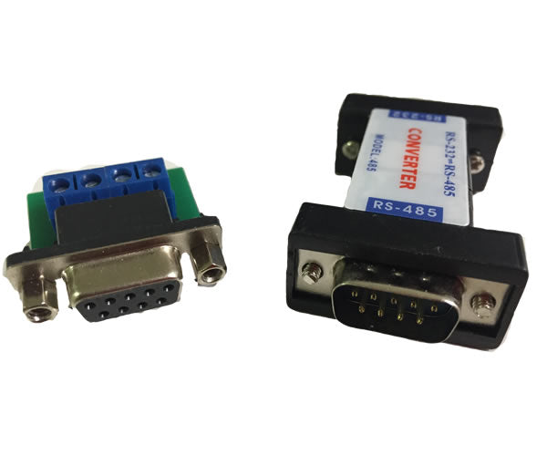 RS232 to RS485 Passive Interface Converter Adapter Data Communication