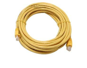 C5MB-25YEL 25Ft. Cat5E 350MHz RJ-45 Cable Yellow