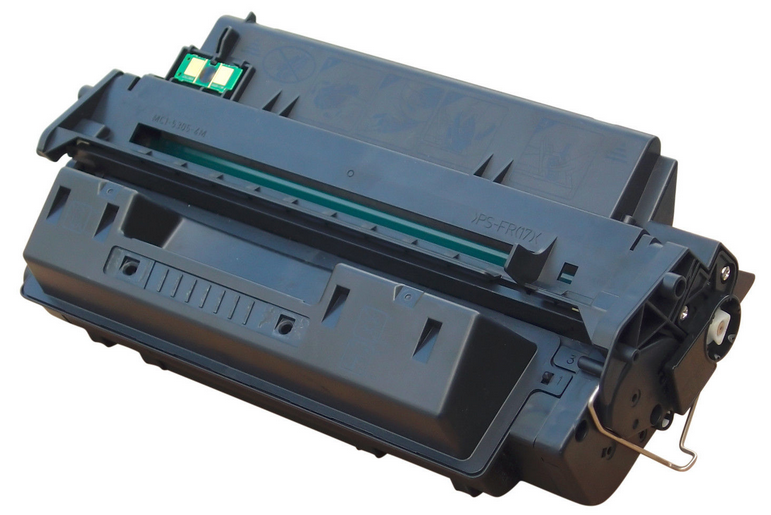 Q2610A (10A) MICR (Magnetic Ink Character Recognition) Compatible Toner 6000 Page for HP 2300 Printer