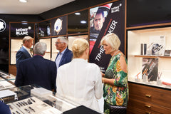 Mont Blanc luxury jewellery and accessories in Perth