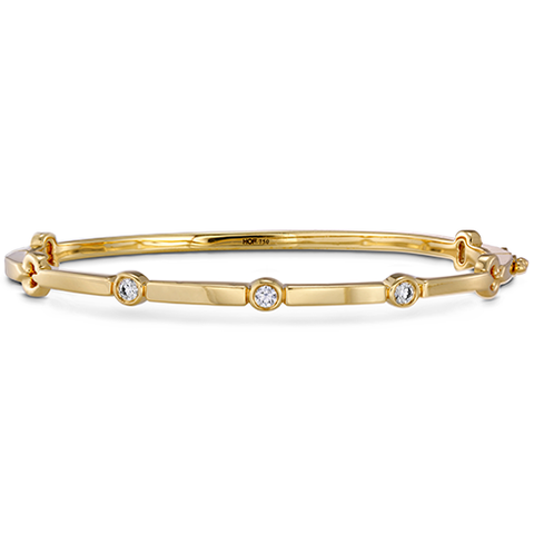 Heart on Fire Copley Multi Stone Bangle