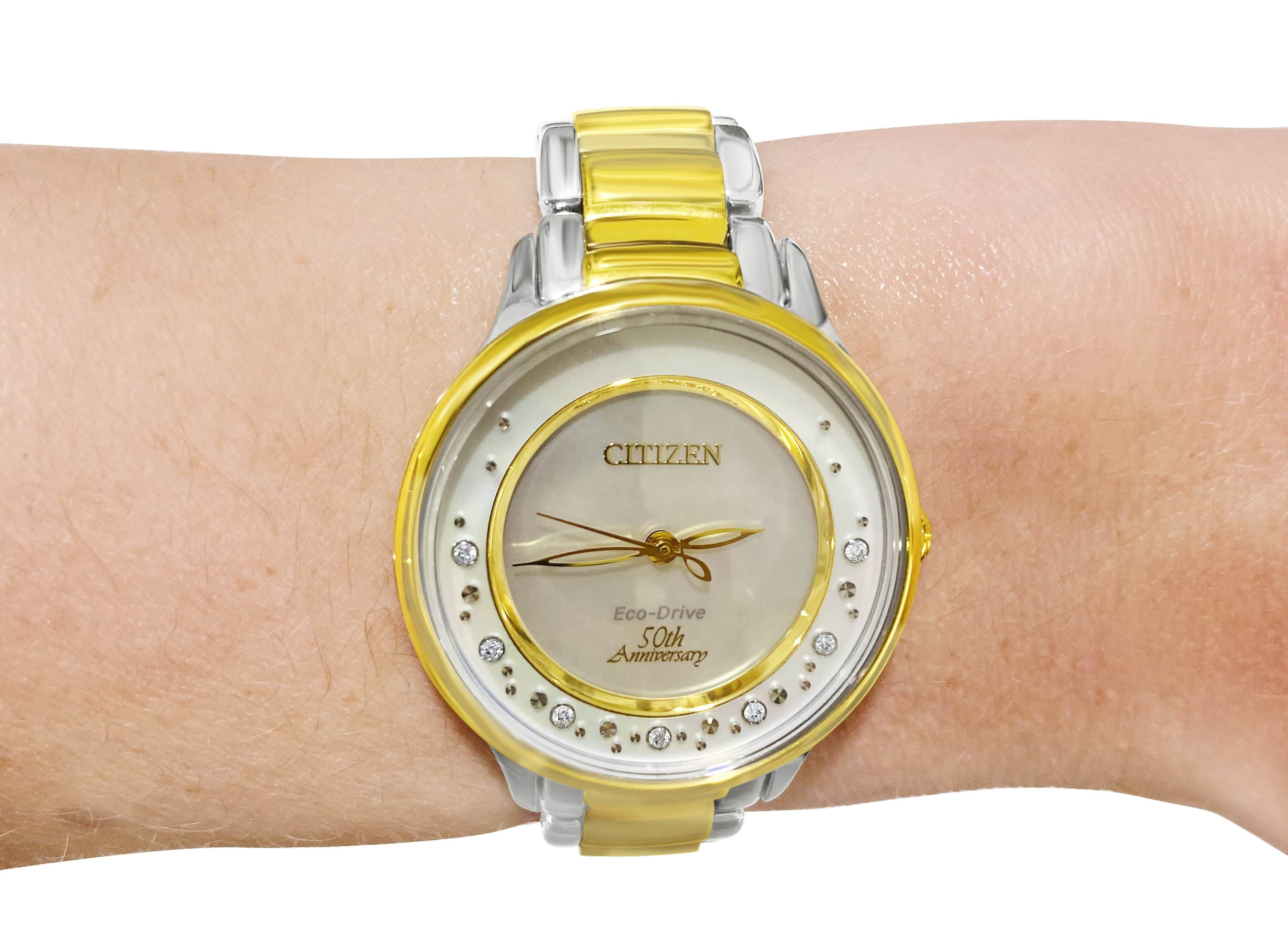 Citizen Ladies Ecodrive - 50th Anniversary Edition