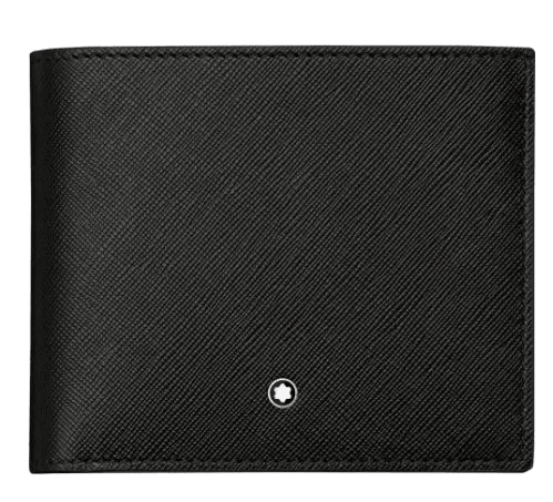 Montblanc Leather Sartorial Wallet 4cc Coin Case
