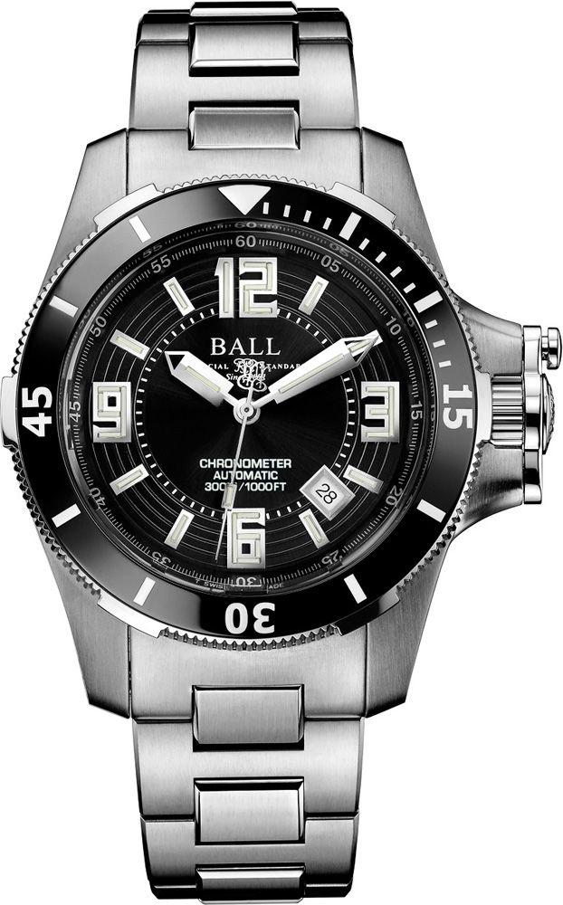 Gents BALL Engineer Hydrocarbon Ceramic XV – Black Dial Watch
