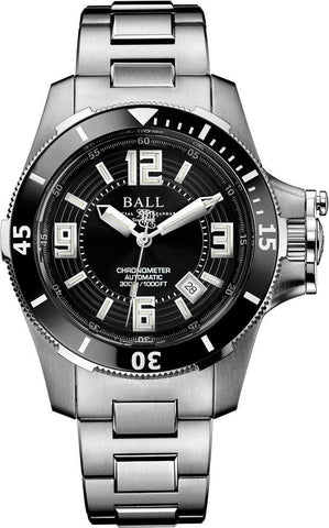 Gents BALL Engineer Hydrocarbon Ceramic XV – Black Dial