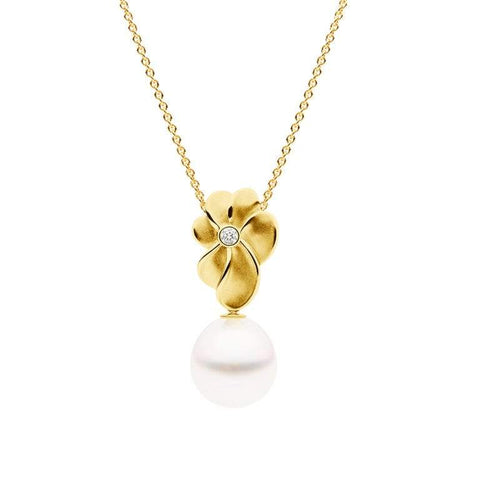 Kailis Bloom Pendant Yellow Gold