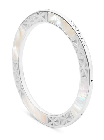 Kailis Pearl Aerial Reflection Bangle Perth