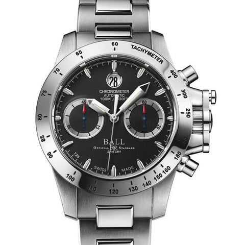 Gents BALL Engineer Hydrocarbon Magnate Chronograph
