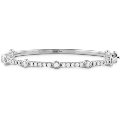Hearts on Fire Copley Diamond Bangle - Smales Jewellers Subiaco