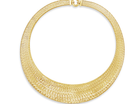 Smales Cleopatra 18ct Gold Necklace Perth