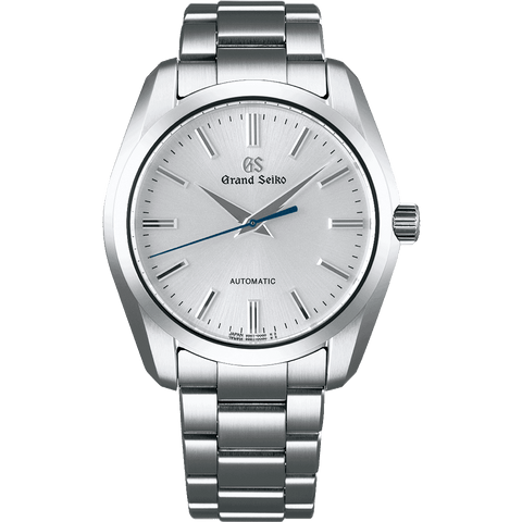 Grand Seiko Silver Dial Stainless Steel Sports Watch