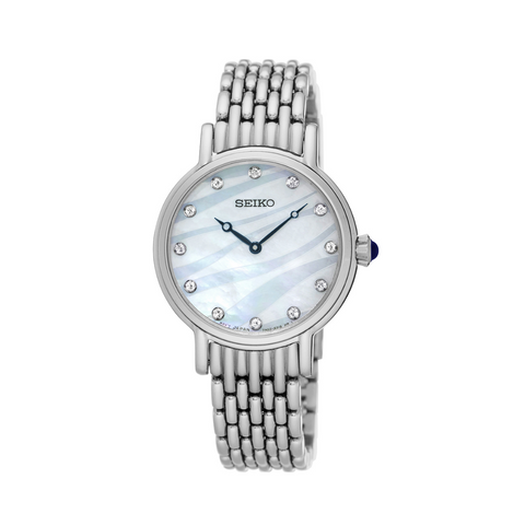 Seiko Crystal Set Women's Watch