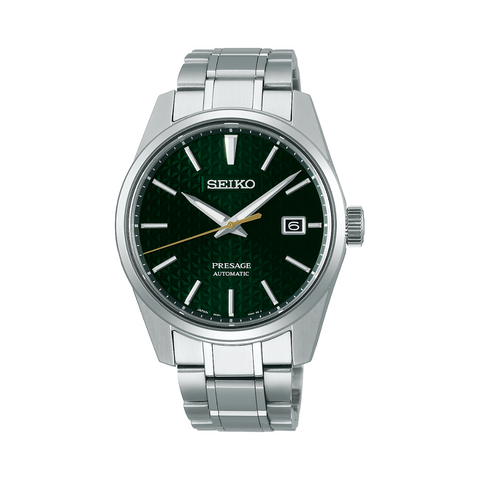 Seiko Presage Automatic Watch - Green Dial