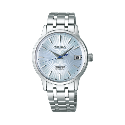 Seiko Presage Cocktail Time Ladies Automatic Dress Watch