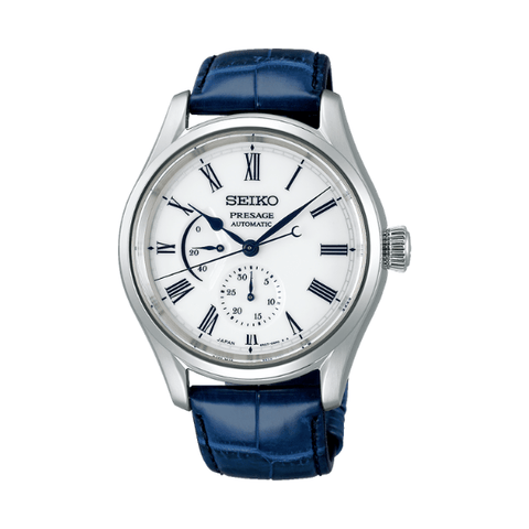 Seiko Presage Arita Porcelain Automatic Dress Watch