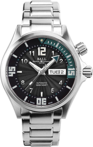 Gents BALL Engineer Master II Diver – Black Dial Watch Perth