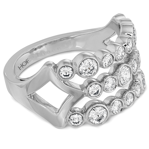 Copley Bezel Right Hand Ring