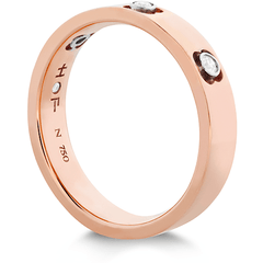 Copley Multi Diam Band 4mm Jewellery Perth