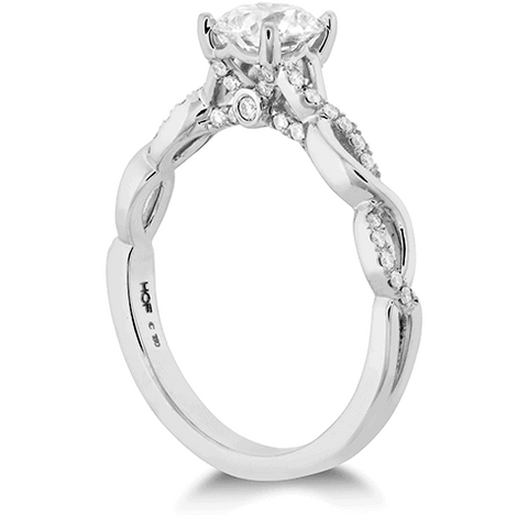 Destiny Lace HOF Engagement Ring Perth Jewellery