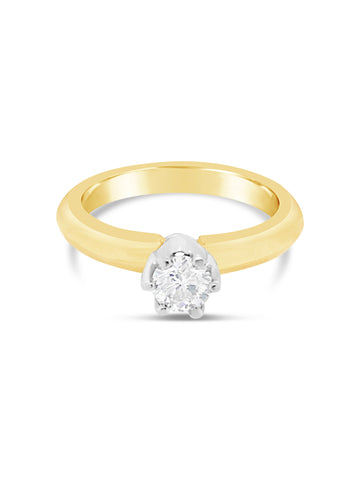 Smales Bespoke Diamond Engagement Ring Jewellery Perth