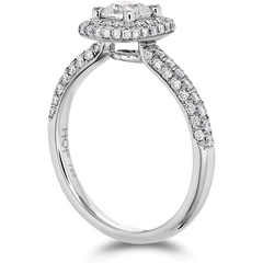 Euphoria Dream Pave Engagement Ring Jewellery