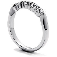 Five-Stone Wedding Band Perth Jewellery