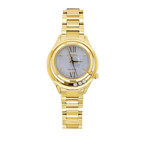 Citizen Ladies Ecodrive - Diamond