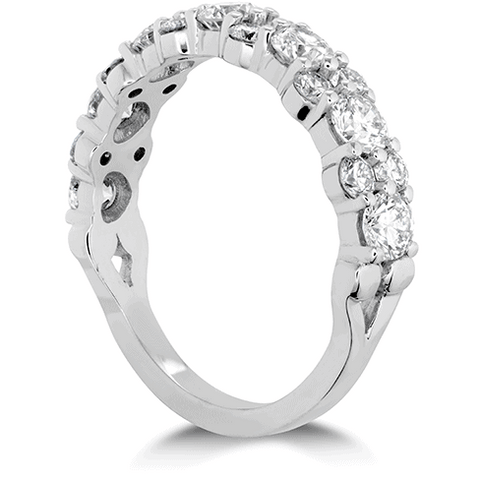 Gracious Diamond Band Jewellery