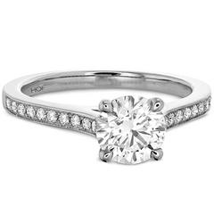 Illustrious Engagement Ring-Diamond Band Jewellery