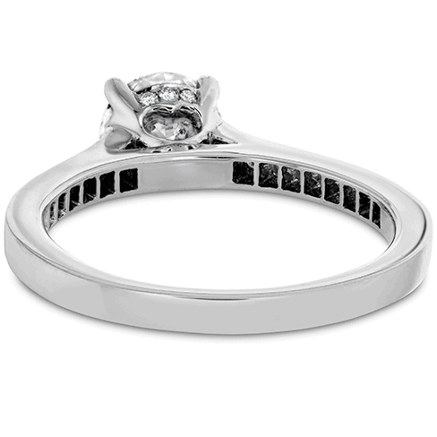 Illustrious Engagement Ring-Diamond Band Perth Jewellery