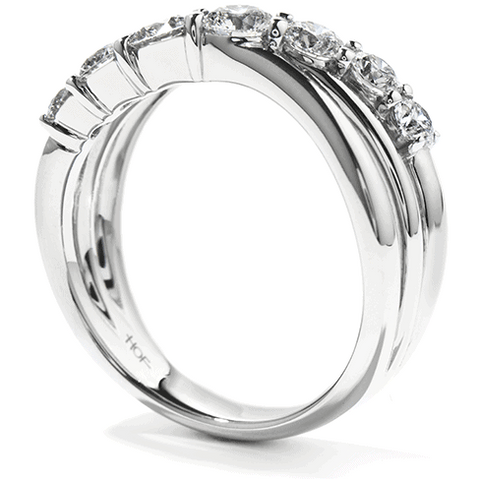 Intermingle Single Right Hand Ring Diamond Perth