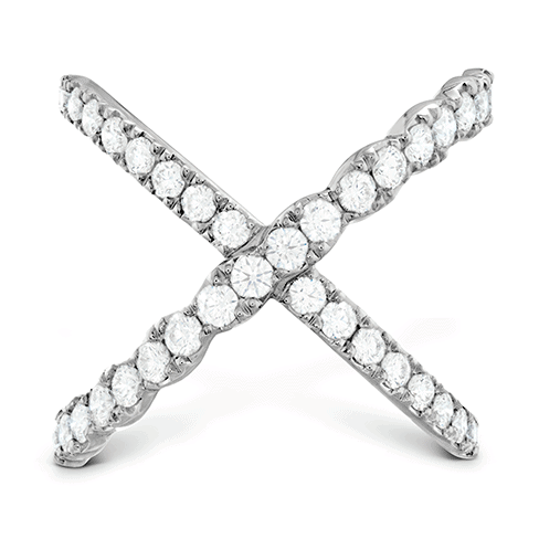Lorelei Diamond Criss Cross Ring Perth