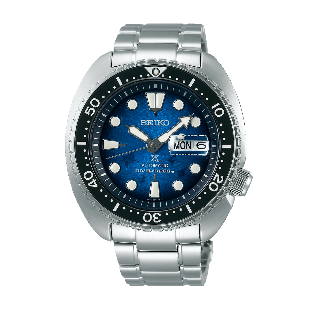 Seiko Prospex Automatic Save The Oceans Divers Watch - Special Edition