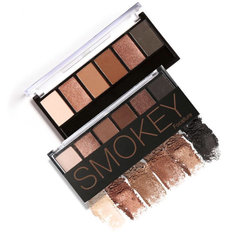 New Smokey Focallure  Eyeshadow Makeup Palette