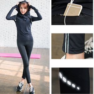 Elastic Running Leggings