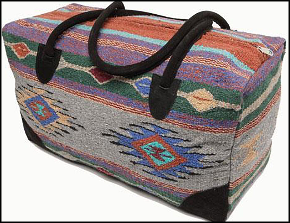 Go West Travel Bag: Navajo