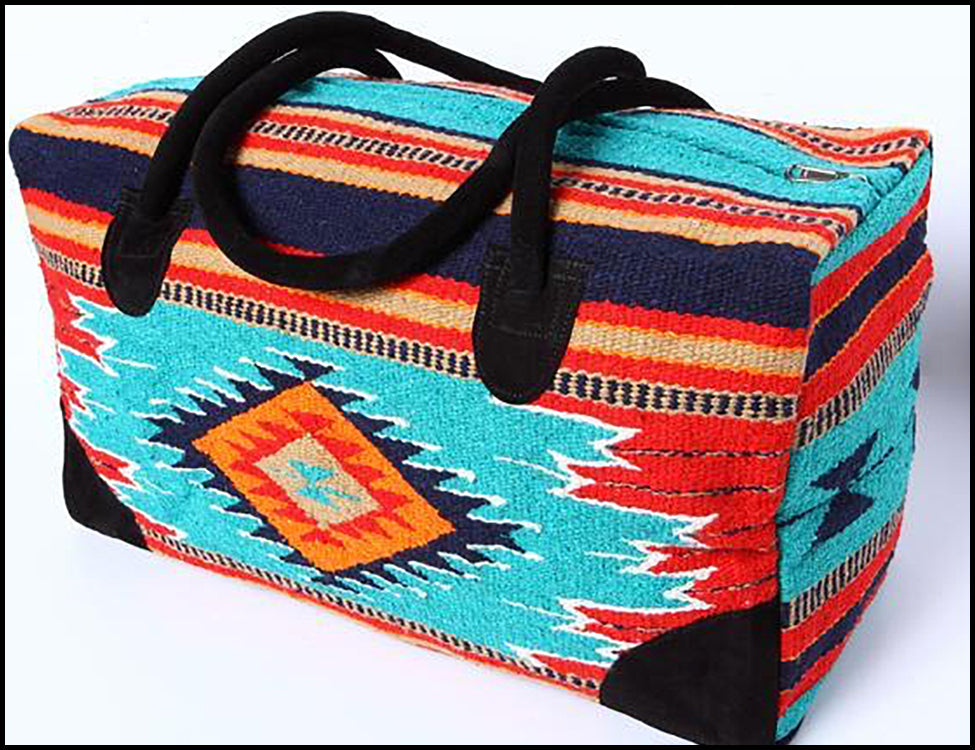Go West Travel Bag: Kiowa