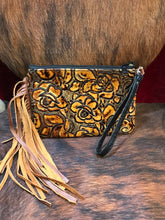 Wristlet with Fringe II