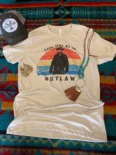 Send Me an OUTLAW Tee