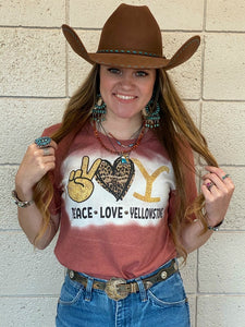 Peace, Love, YELLOWSTONE!!